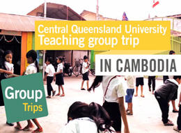 Teaching Group Trip in Cambodia