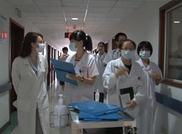 A Volunteer on a Medicine Project in China