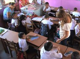 A Teaching Volunteer Project in Costa Rica
