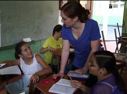 Teaching in Costa Rica