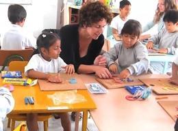 Sozialarbeit in Ecuador