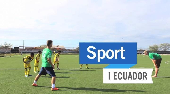 Frivilligt arbejde med Sport & Samfund i Ecuador | Projects Abroad