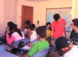 Undervisning i Ecuador