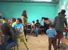 Campi Umanitari in Etiopia