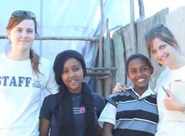 Przegląd projektów w Etiopii