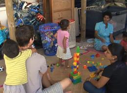 Orphanage Volunteering in Fiji