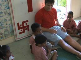 Volunteering on a Teaching Project in Fiji