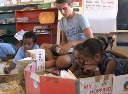Unterrichten auf den Fidschi – Inseln