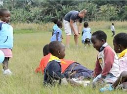 Sociale projecten in Ghana