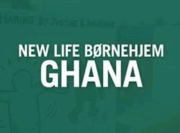 Humanitært arbejde - New Life Orphanage