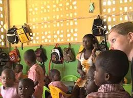Volunteer Involvement in Ghana