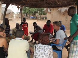 Journalism Volunteers in Ghana