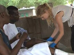 Volunteering on a Medicine Project in Ghana