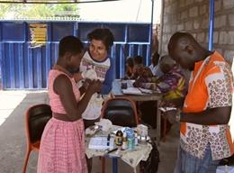 HIV/AIDS Project in Ghana