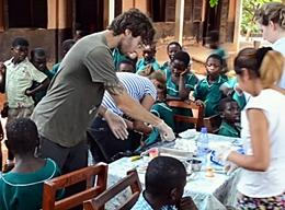 Medicine Outreach in Ghana