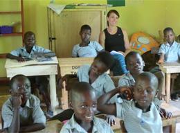 Osterøy videregående i Ghana