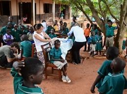 Zdrowie publiczne w Ghanie