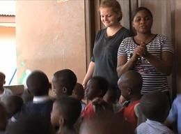 Sozialarbeit Ghana - Freiwillige vor Ort