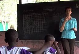 Volontariat au Ghana