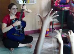 Care - Music Therapy in India