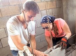 Byggeprojekt - Ungdomsprojekt