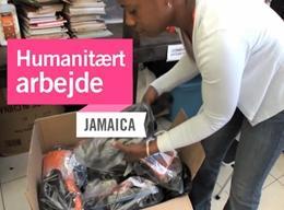 Humanitært arbejde og hjemløse