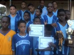 School Sports in Jamaica