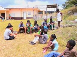 コミュニティスポーツ in ジャマイカ 体験者インタビュー