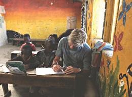 Sociale zorg in Kenia