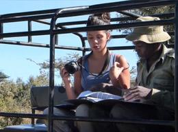 Volunteering on the Conservation Project in Kenya