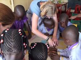 The Volunteer Teaching Project in Kenya
