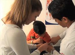 Volunteering on the Medicine Project in Mexico