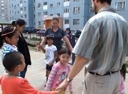 Care in Mongolia