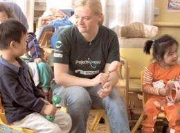 MONGOLIET: Humanitært arbejde