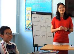 モンゴルで英語教育&日本語教育