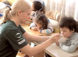Missioni Umanitarie in Mongolia