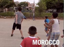 Ungdomsvolontär i Marocko