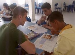 Teaching English in Morocco