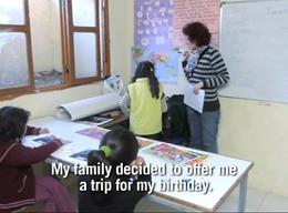 Teaching in Morocco
