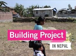 Building Project in Nepal