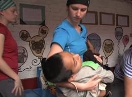 Stage di fisioterapia in Nepal