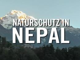 Naturchutz in Nepal