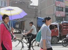 Projects Abroad vrijwilligers bij het bouwproject in Nepal