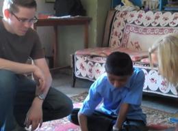 Sozialarbeit in Nepal