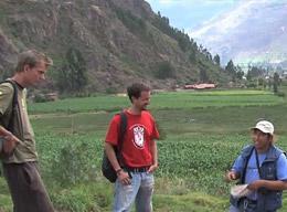 Wolontariaty w Peru