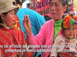 Nutrizione in Perù