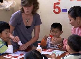 Sozialarbeit in Peru