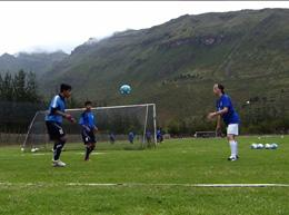 An Overview of the Volunteer Sports Project in Peru