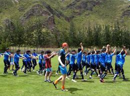 Sport in Peru