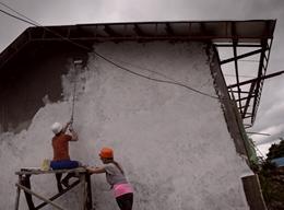 Genopbygningsprojekt - Timelapse